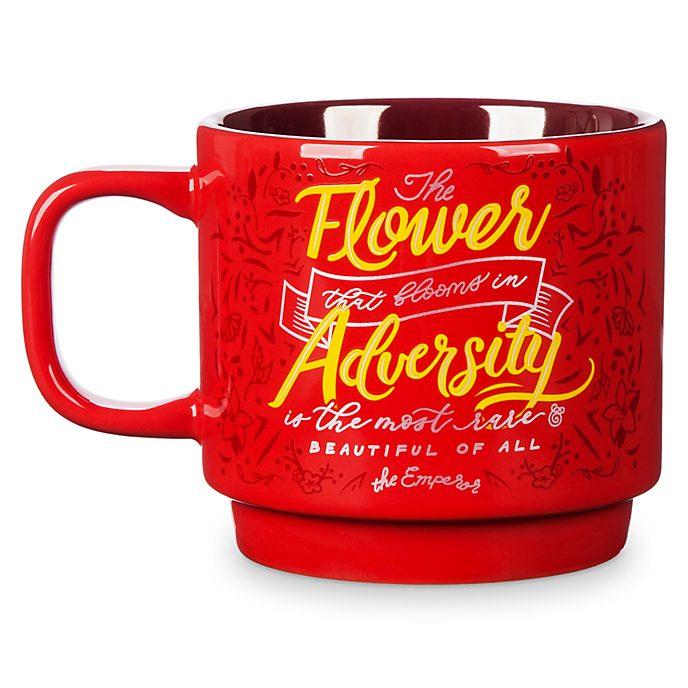 Disney Store Disney Wisdom Mushu Quote Stackable Mug, 2 of 12