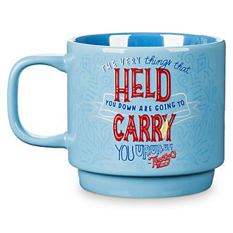 Disney Store Mug Dumbo empilable avec citation, collection Disney Wisdom