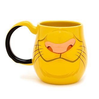 Disney Store Tasse Simba, Le Roi Lion