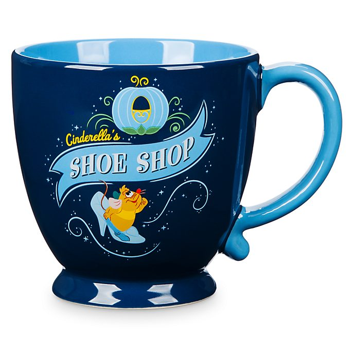 Disney Store Mug Cinderella's Shoe Shop, Cendrillon
