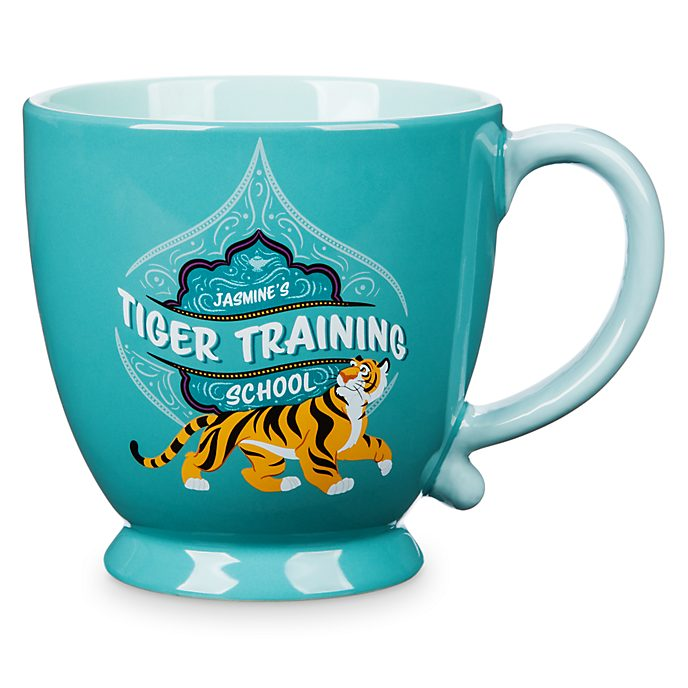 Disney Store Princess Jasmine's Tiger Training School Mug