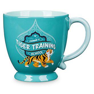 Disney Store Mug Princess Jasmine's Tiger Training School, Aladdin