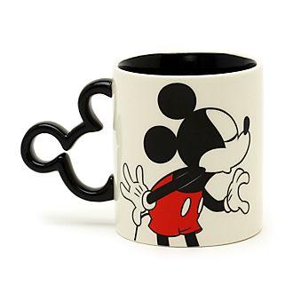 Taza a dúo Mickey Mouse, Disney Store