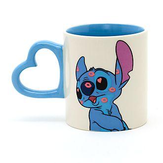 Disney Store Mug de couple Stitch