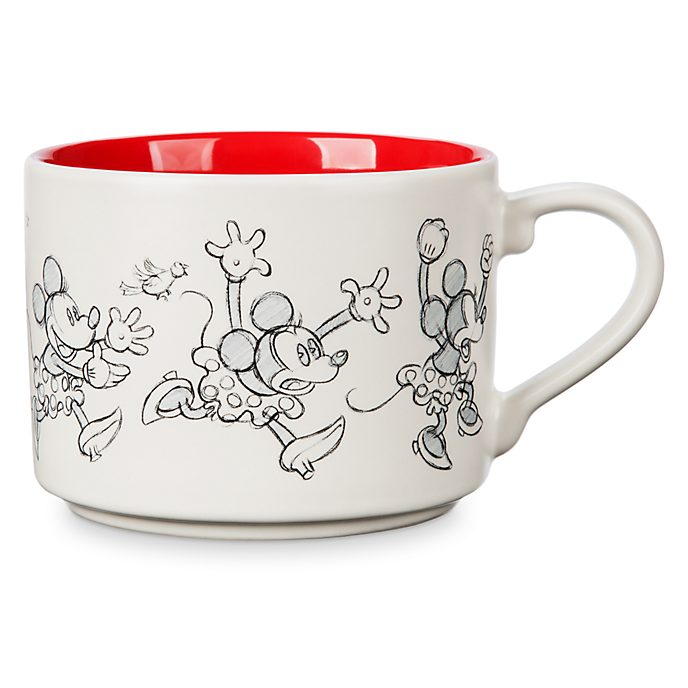 Disney Store Mug illustré Minnie Mouse