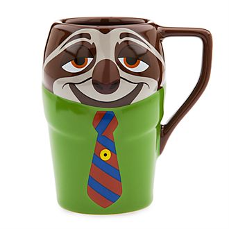 Disney Store - Zoomania - Flash Slothmore - Becher