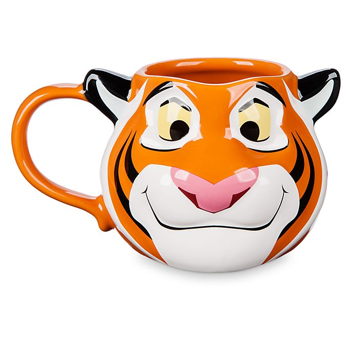 Disney Store Rajah Mug, Aladdin