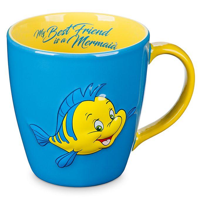Tazza Flounder Disney Store