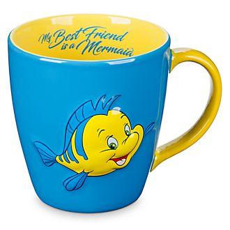 Taza Flounder, Disney Store