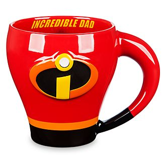 Disney Store Mr Incredible Mug