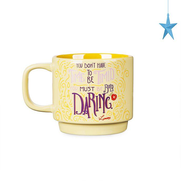 Disney Store Mug empilable Lumière Disney Wisdom, 6sur12