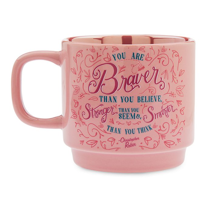 Disney Store Winnie the Pooh Disney Wisdom Stackable Mug, 4 of 12