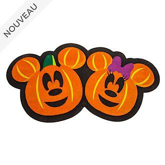 Disney Store Paillasson Mickey et Minnie Halloween