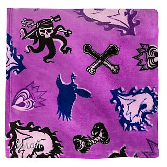 Disney Store - Disney Descendants 3 - Tagesdecke aus Fleece