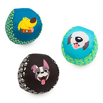 Palle da gioco per animali domestici cani Oh My Disney, Disney Store, set di 3