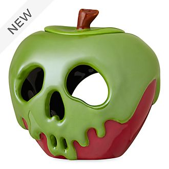 Disney Store Poisoned Apple Candle Holder