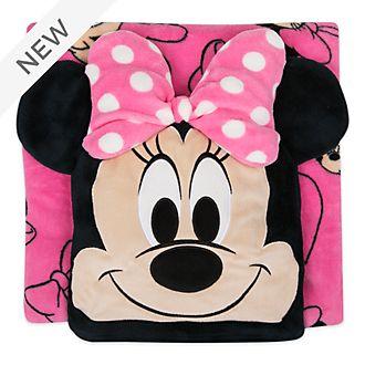 Disney Store Minnie Mouse Convertible Fleece Throw