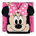 Disney Store Jeté convertible Minnie en polaire