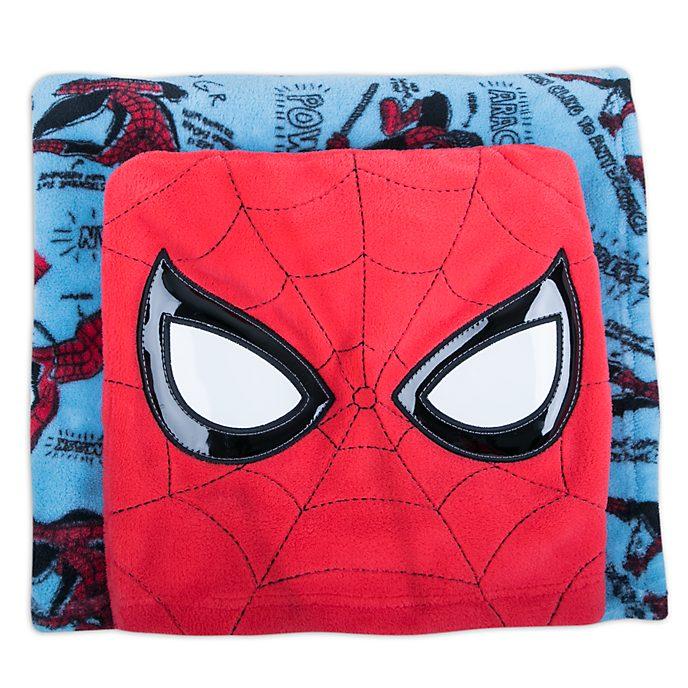 Disney Store Jeté convertible Spider-Man en polaire