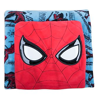 Disney Store - Spider-Man - Kombi-Tagesdecke aus Fleece