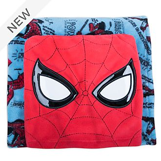 Disney Store Spider-Man Convertible Fleece Throw