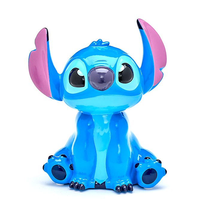 Disney Store Stitch Money Bank