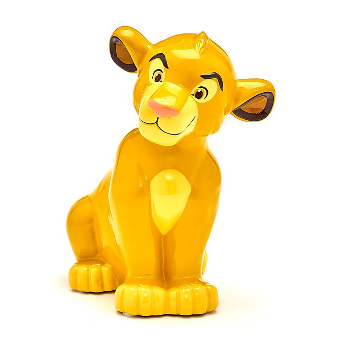Hucha Simba, Disney Store