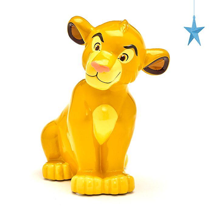 Disney Store Tirelire Simba