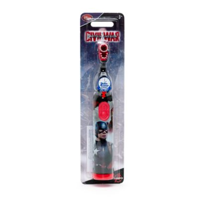 Captain America Rotary Toothbrush With Timer, Captain America: Civil War