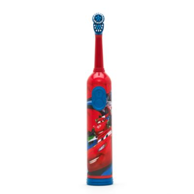 Cars Rotary Toothbrush With Timer