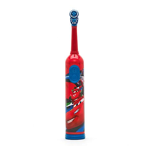 Cepillo de dientes giratorio Cars con temporizador