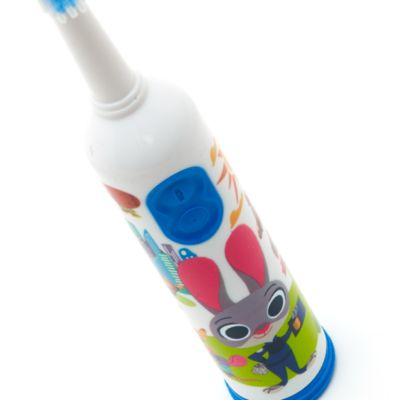 Zootropolis batteridriven tandborste med timer