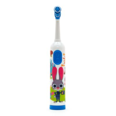 Zootropolis Rotary Toothbrush With Timer