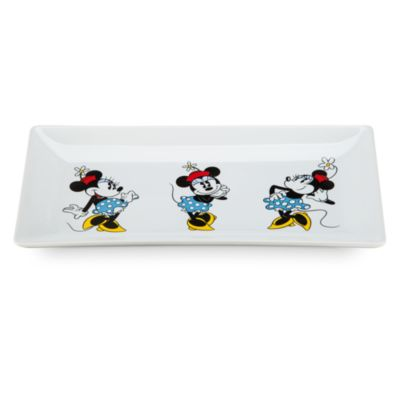 Plateau à bijoux Minnie Mouse