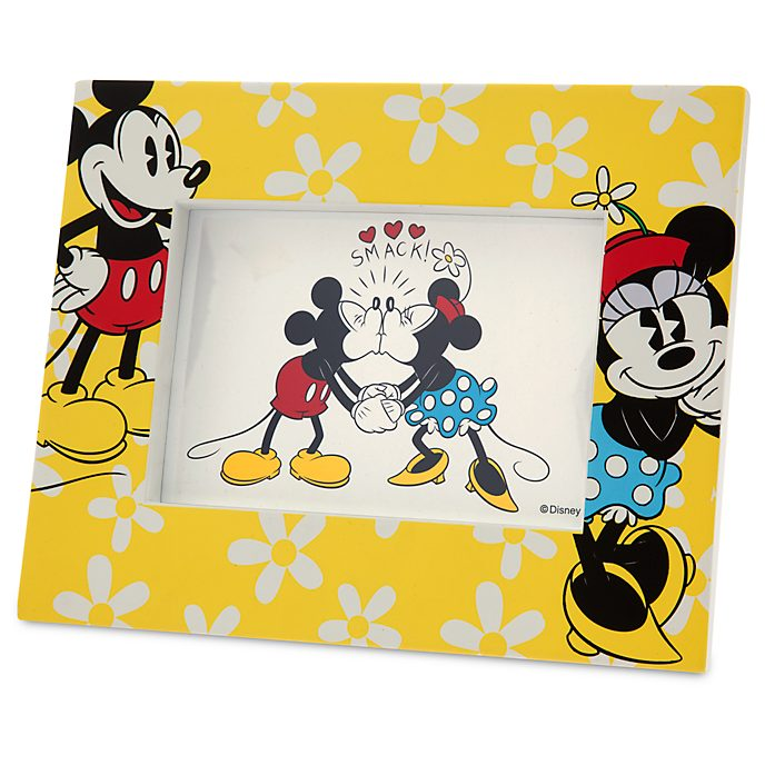 Mickey And Minnie Mouse Photo Frame