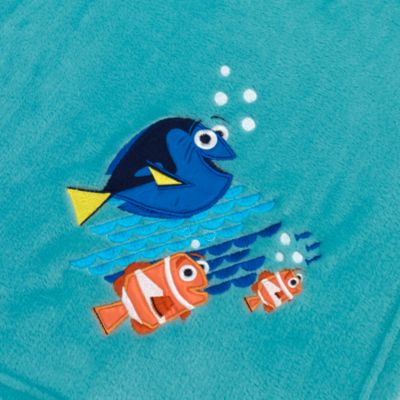 Dory Fleece Throw