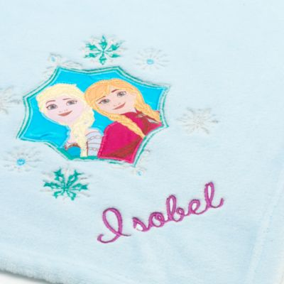 Plaid in pile Frozen - Il Regno di Ghiaccio