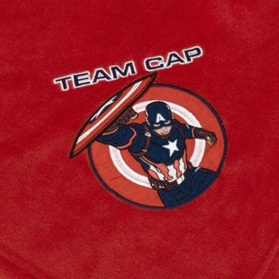Mantita polar Capitán América