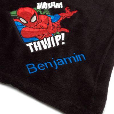 Spider-Man-Tagesdecke aus Fleece