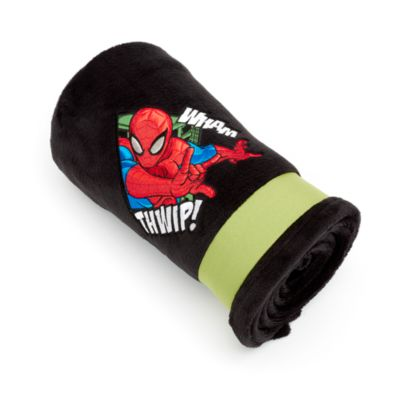 Spider-Man Fleece Throw
