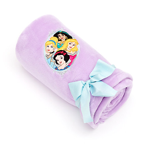 Disney Princess Fleece Throw