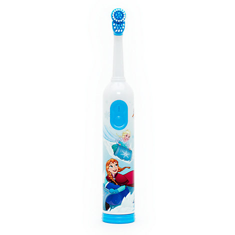 Frozen Toothbrush With Timer