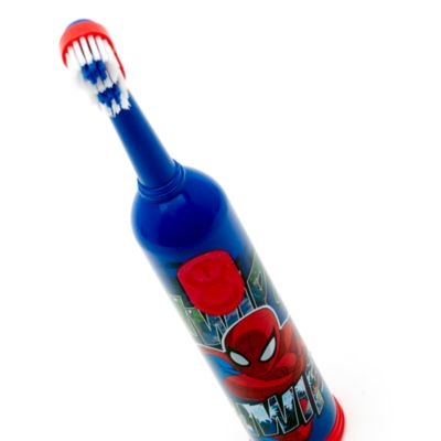 Brosse à dents à minuterie Spider-Man