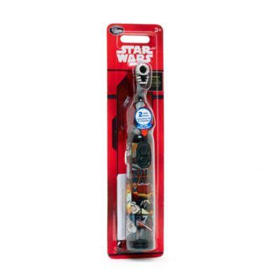 Batteridrevet Star Wars tandbørste med timer
