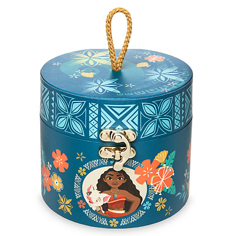 Moana Singing Jewellery Box