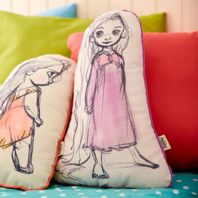 Coussin Raiponce Collection Disney Animator