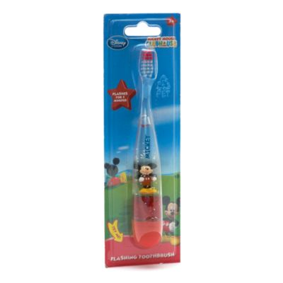 Mickey Mouse Flashing Toothbrush for Kids