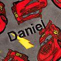 Disney Pixar Cars 3 - Fleece-Überwurfdecke