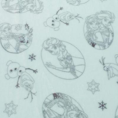 Manta polar Frozen: El Reino del Hielo