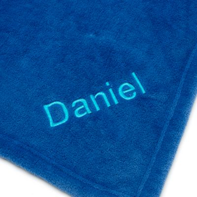 Stitch Fleece Throw Blanket